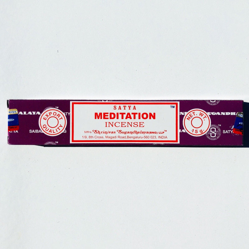 SATYA-Meditation incense 15mg