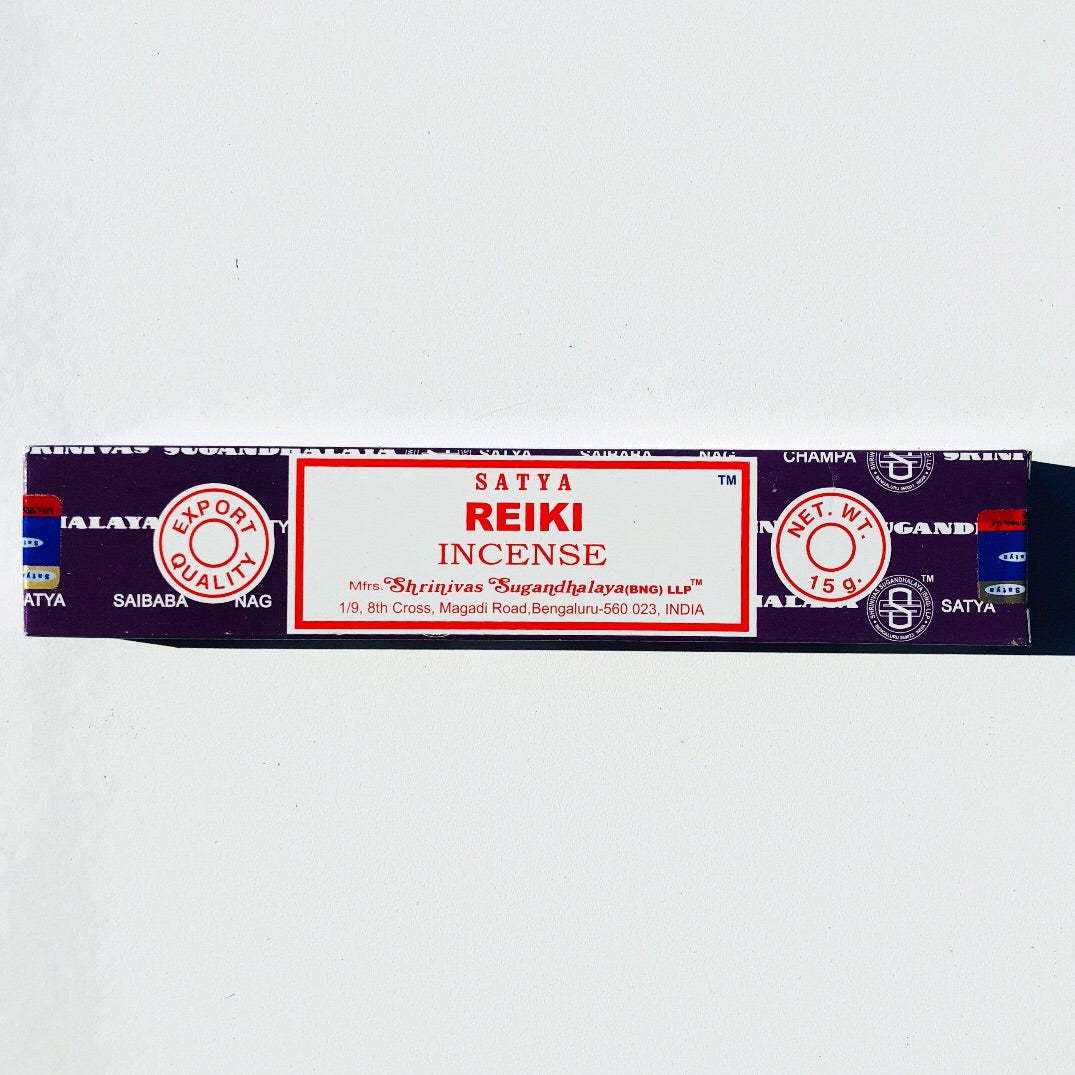 Satya-Reiki incense 15mg