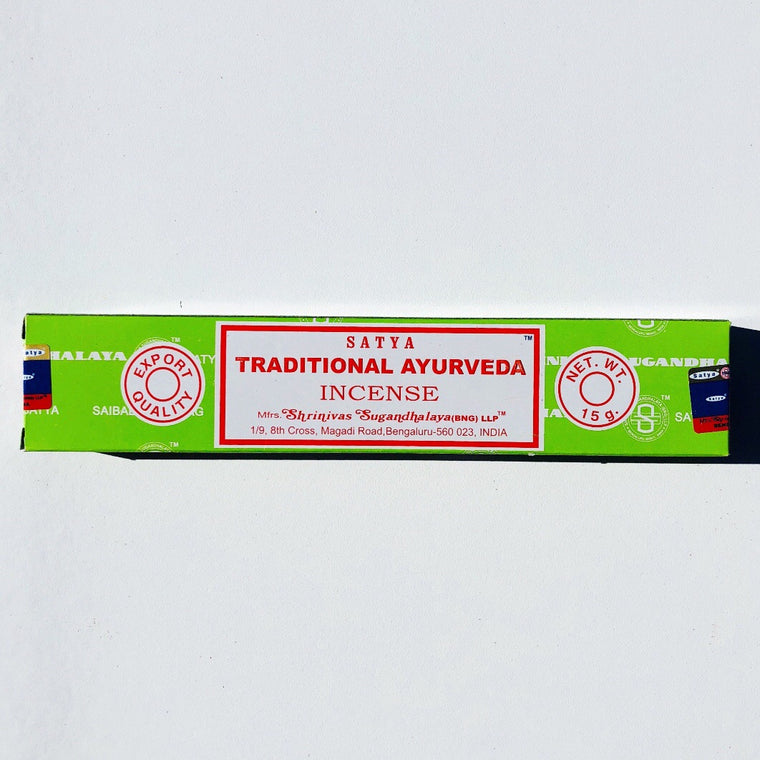 SATYA-Traditional Ayurveda incense 15mg