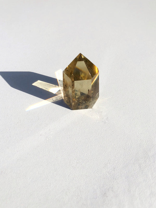 LITTLE PAPER LANE Crystals-Polished Citrine $29