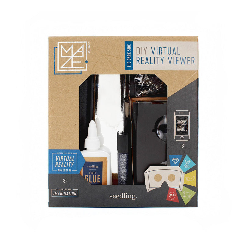 SEEDLING DIY Virtual Reality Viewer The Dark Side