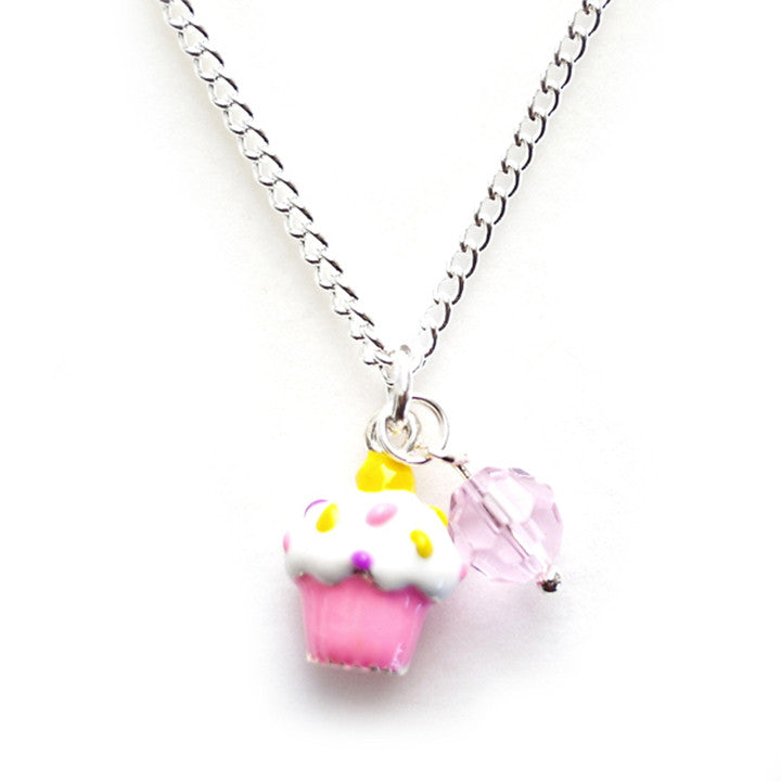 LAUREN HINKLEY- Necklace-cupcake