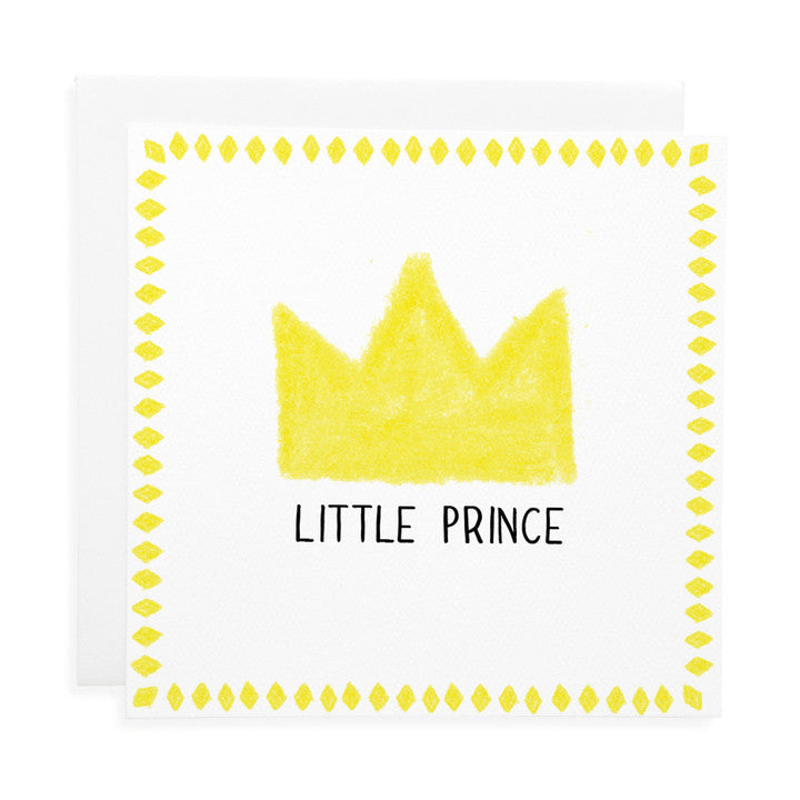 LAUREN HINKLEY- Greeting Card-Prince Large