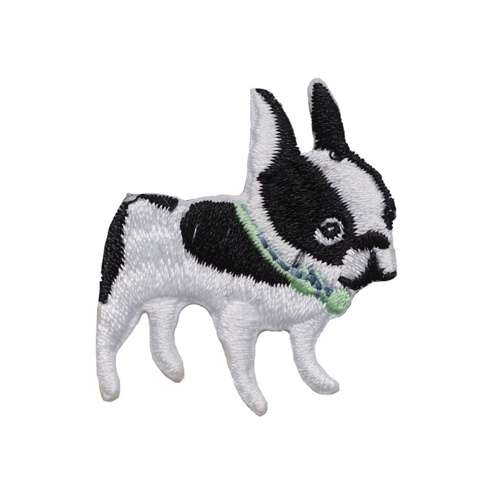 THE PAPER BUNNY-Floyd the Frenchie Sticker Patch