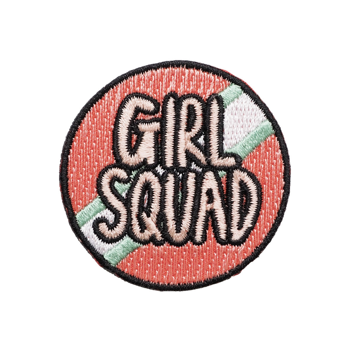 THE PAPER BUNNY-Girl Squad Sticker Patch