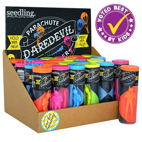 SEEDLING Parachute Daredevil Jumper
