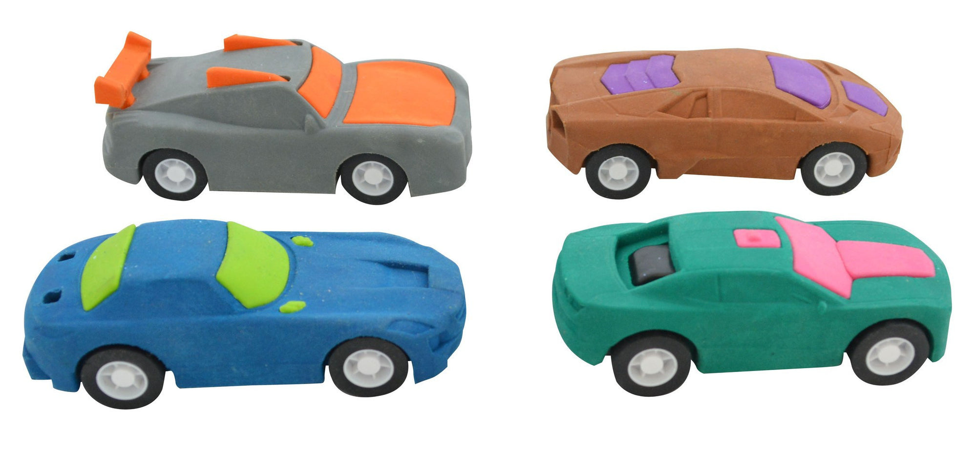 SEEDLING Pull Back E-Racer Cars – Little Paper Lane