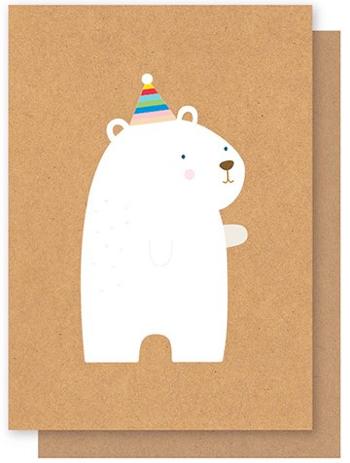 ELLY OAK CARDS-Polar Fun