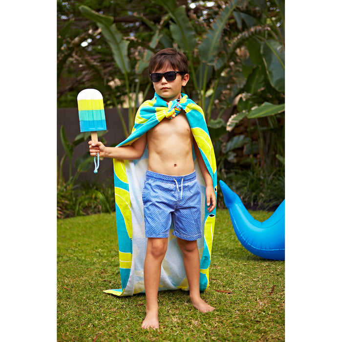 SUNNYLIFE Kids towel cool bananas