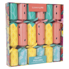 SUNNYLIFE Party pullers(crackers) fruit salad