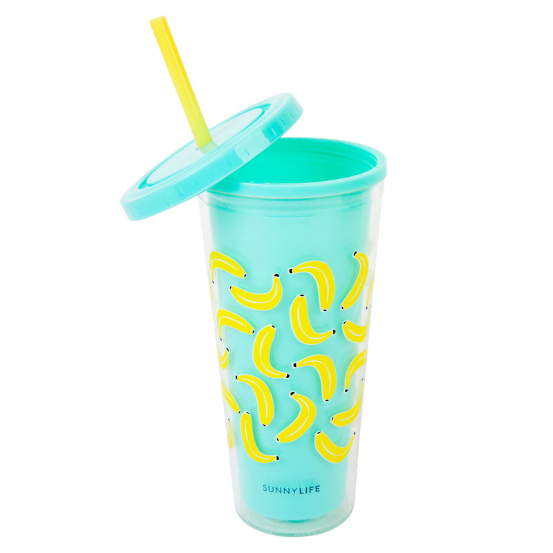 SUNNYLIFE Tumbler Cool Bananas