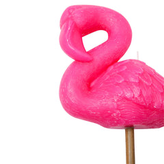 SUNNYLIFE Flamingo Garden Candle