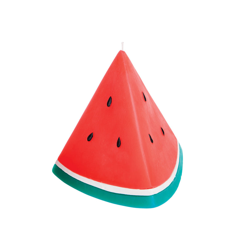 SUNNYLIFE Watermelon Candle Large
