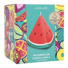SUNNYLIFE Watermelon Candle Small