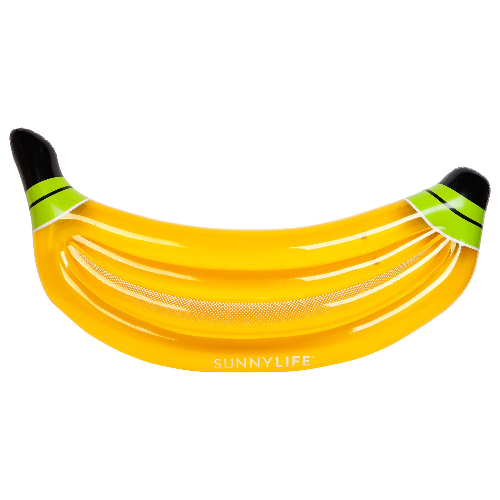SUNNYLIFE Luxe Lie-on Float Banana