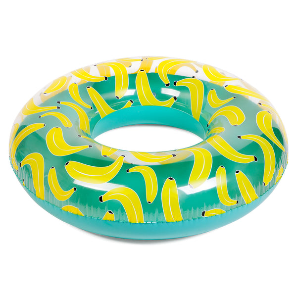SUNNYLIFE Pool Ring Banana