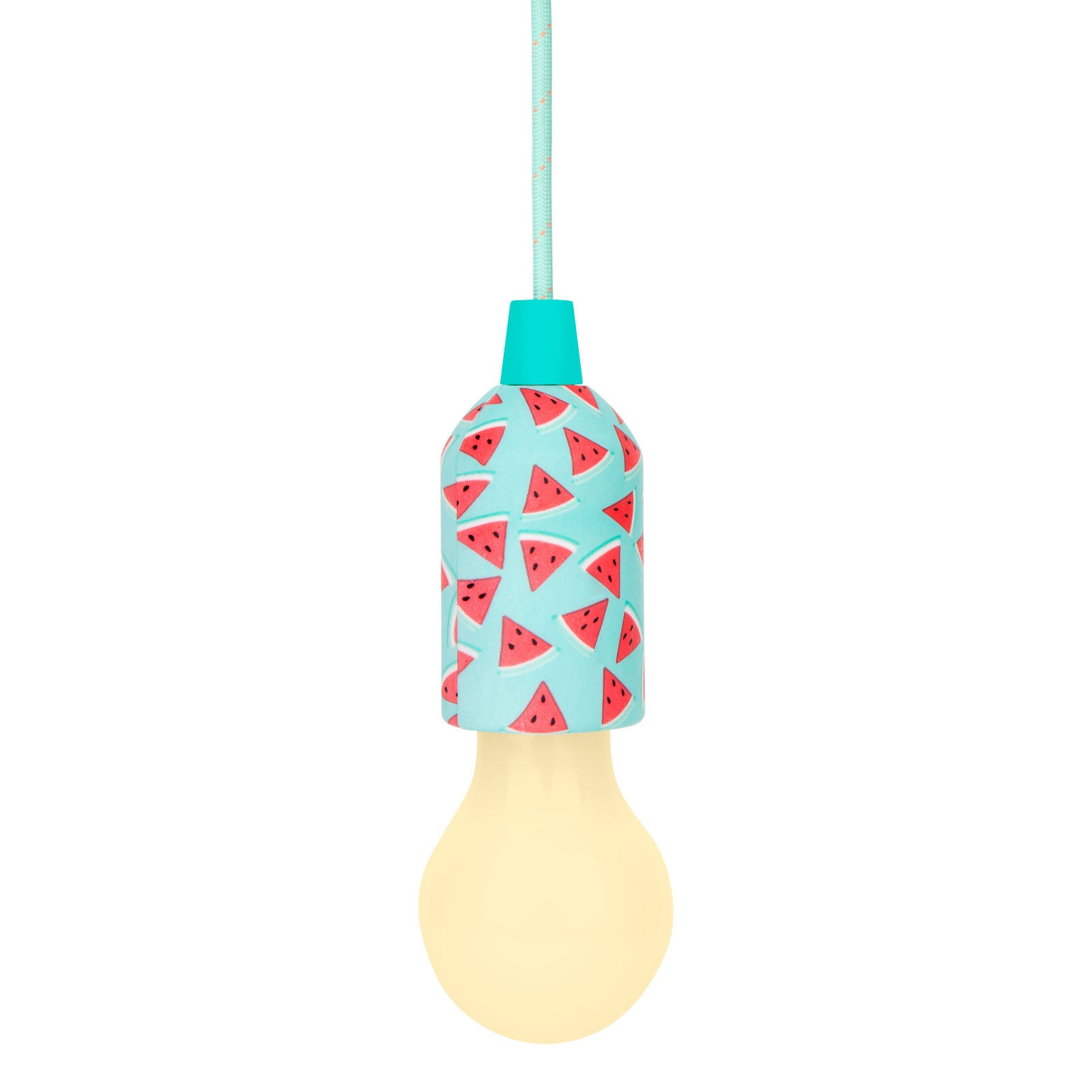 SUNNYLIFE Pull cord Lamp WATERMELON