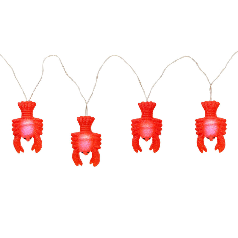 SUNNYLIFE lobster string lights