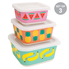 SUNNYLIFE Kid Eco Box Set Fruit Salad