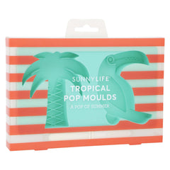 SUNNYLIFE Tropical Pop Moulds