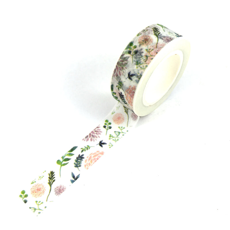Washi Tape-Sweet Floral