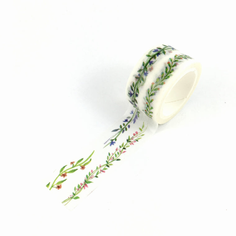 Washi Tape- Floral Vines
