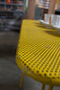 Yellow Mategot Table