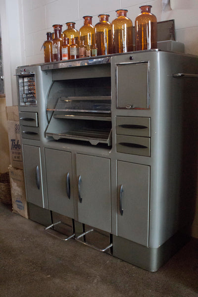 1950's Dentist Cabinet --SOLD--