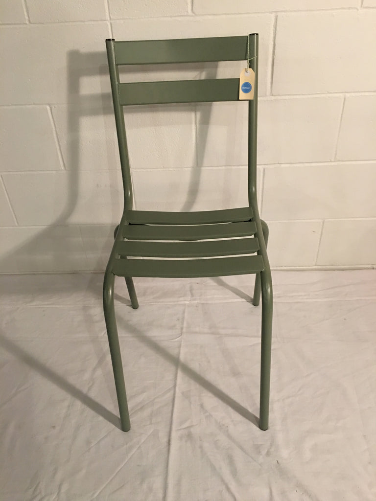 Cafe Chair Green --SOLD--
