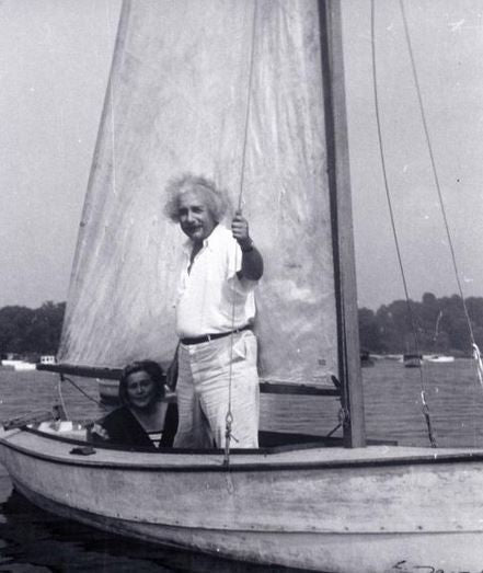 "Einstein's ""Letter from Long Island"" to President Roosevelt"