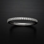Classic Wedding Band Lab Grown Diamond
