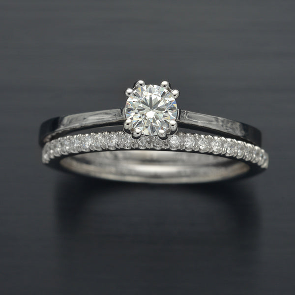 Lab Grown Diamod Classic Solitaire