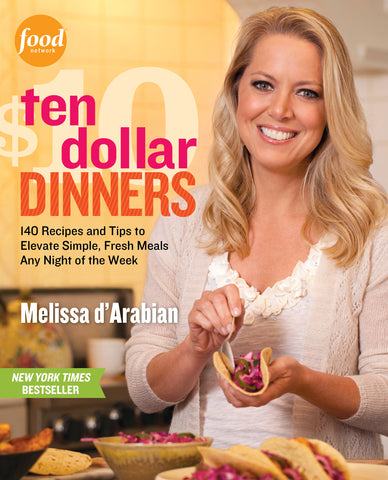 *Signed* Ten Dollar Dinners