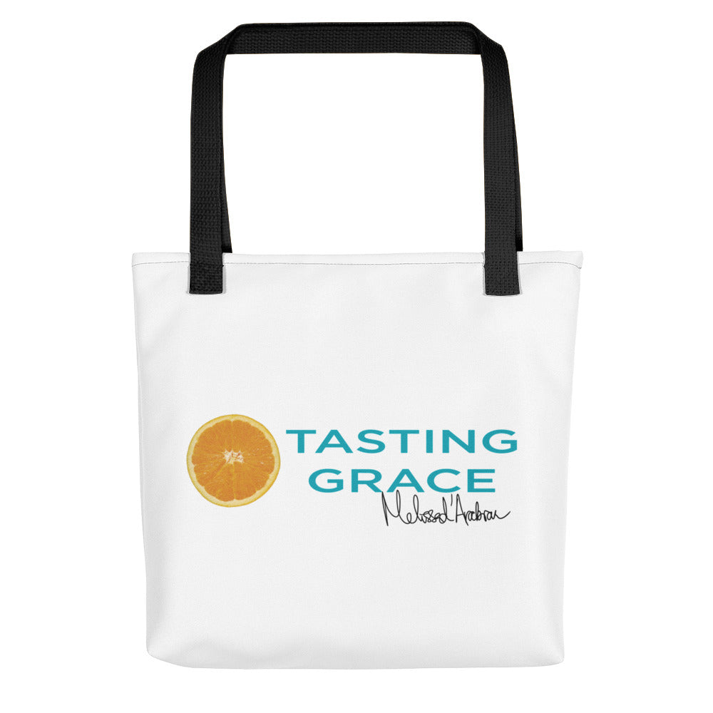 Tasting Grace Tote bag