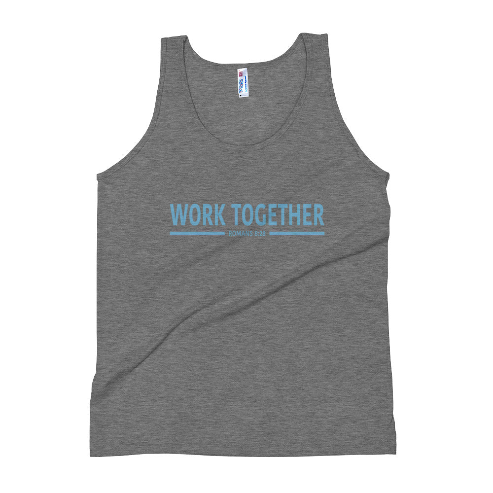 WORK TOGETHER Tank Top