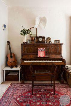 at home music room
