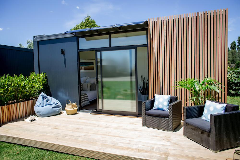 Shipping Container Beach House Plans
