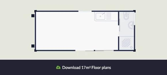Download 17m2 floorplan