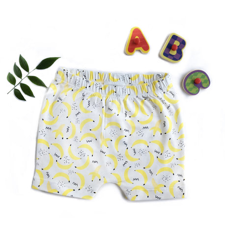 Banana Drop Crutch Shorts