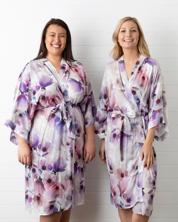 Magnolia Dressing Gown