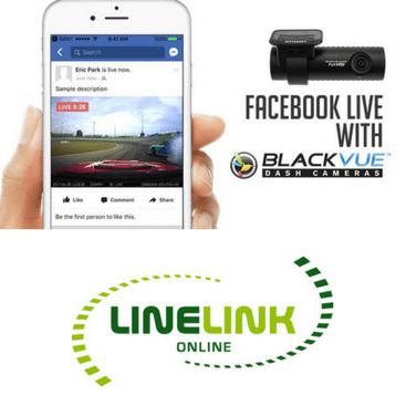 Broadcast To Facebook Live With Your Blackvue Dashcam!-Linelink Online