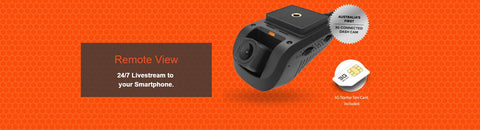 Buy Dashmate DSH-932 3G Connected Dash Camera