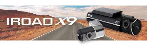 Buy iRoad X9 Dash Cam
