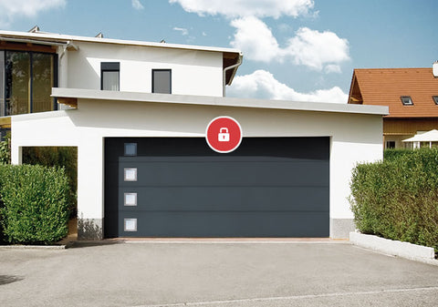 Open your garage door from anywhere with your smartphone.
