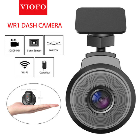 Buy Viofo WR1 Dash Camera | Best Price Guarantee | Fast Free Shipping | Linelink Online
