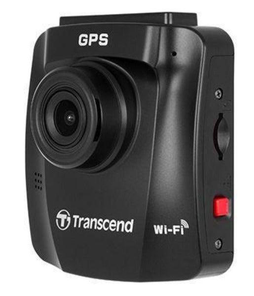 Transcend DrivePro 250 Dash Cam With 32GB Class 10 Micro SD-Transcend-Linelink Online