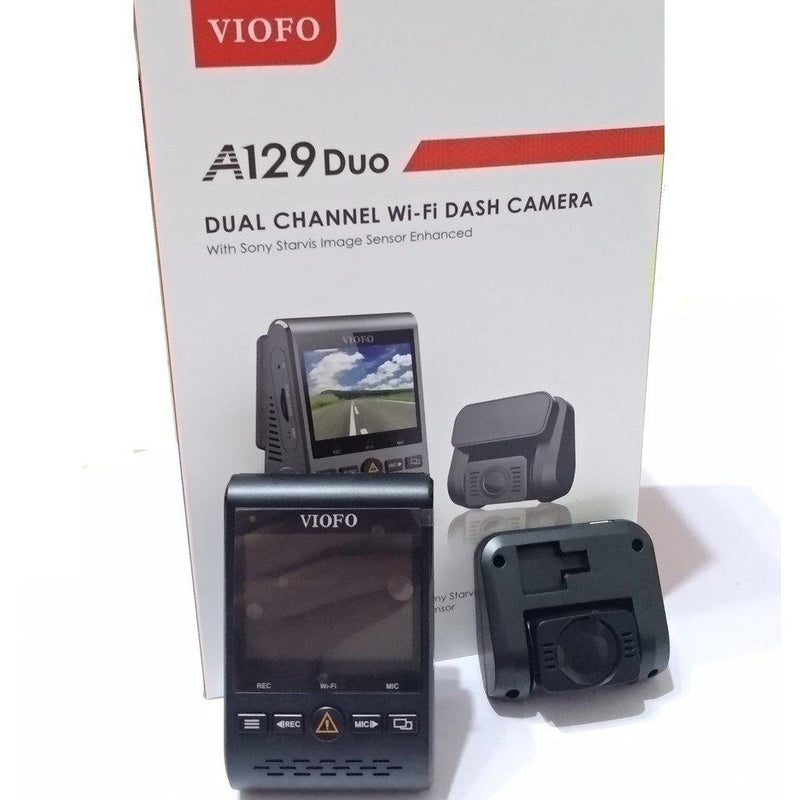 Viofo A129 Duo Dual Lens Dual Channel GPS Dash Cam-Viofo-Linelink Online