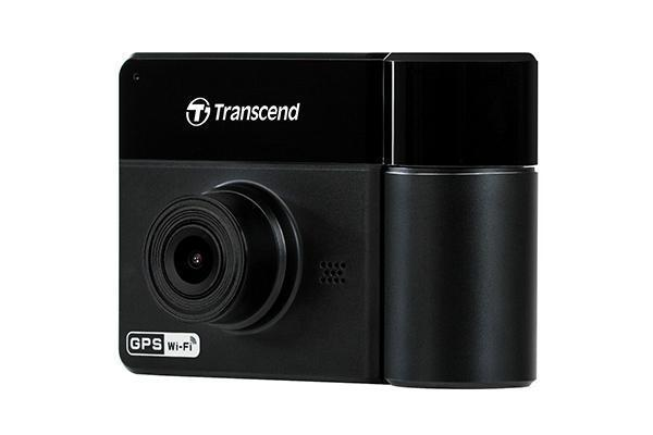 Transcend DrivePro 550B Dual Channel Rideshare Dash Cam With 64Gb-Transcend-Linelink Online