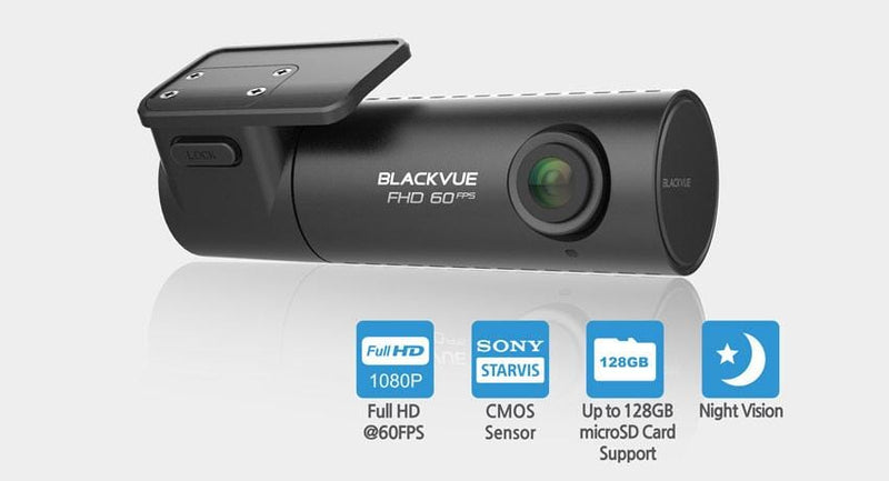 Blackvue DR590-1CH Single Camera Dash Cam-Blackvue-Linelink Online