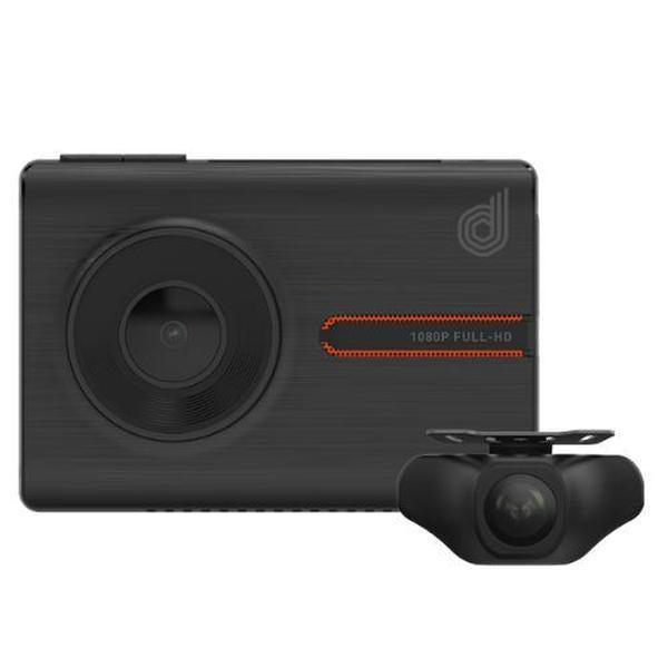 BlackVue DR750S-2CH IR Dual Camera Dash Cam For Uber Drivers With Night Vision